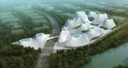 Taichung Convention Center 1