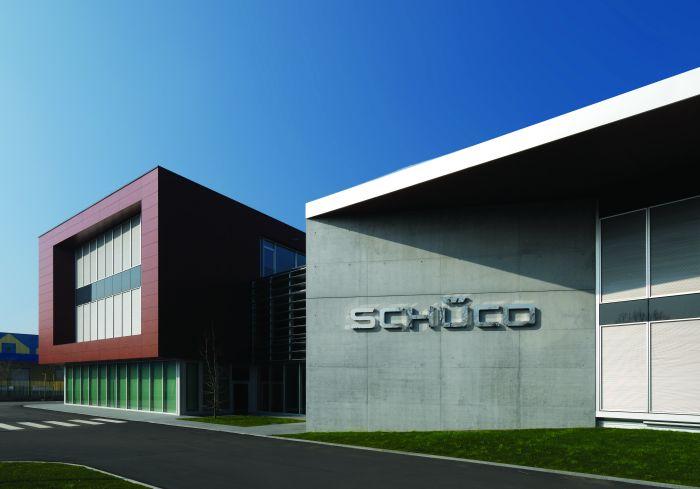 Nuova sede italiana Schüco 1
