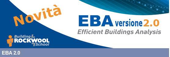 EBA 2.0, software per progettare e certificare edifici ad alta efficienza energetica