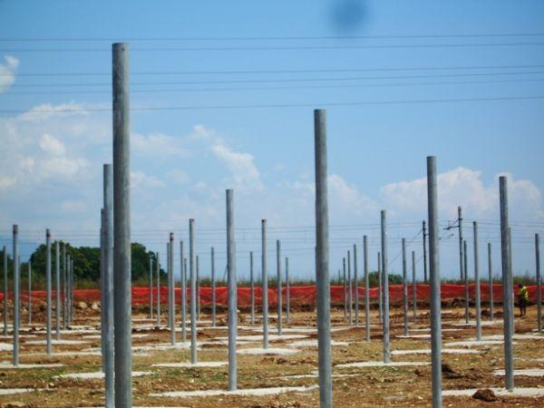 Gruppo Vona: nuova centrale fotovoltaica a Ferentino
