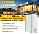 Accumulo Fotovoltaico Azimut 5