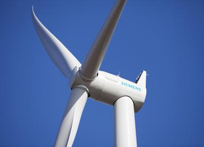 Nuova turbina eolica direct drive SWT-3.0-101 by Siemens