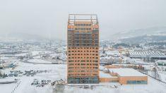 L'edificio in legno più alto al Mondo è il Mjøstårnet in Norvegia