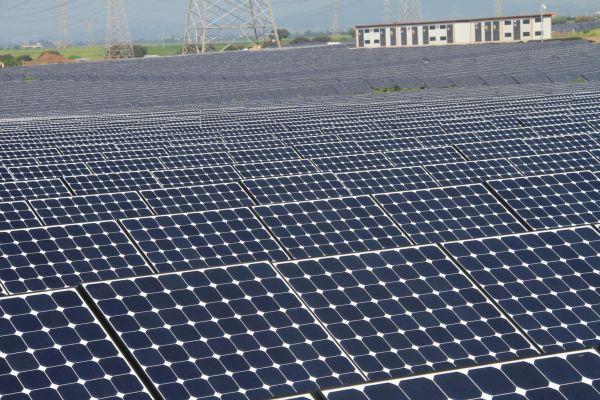 Cresce la centrale fotovoltaica più grande d'italia