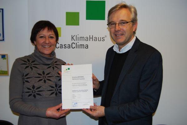 WICONA diventa Partner CasaClima: competenza e impegno al servizio di una progettazione sostenibile