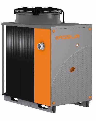 Robur GAHP: pompe di calore ad assorbimento a metano che utilizzano fino al 40% di energia rinnovabile