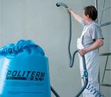 Isolamento termico veloce, non invasivo e pulito: Politerm Wall Fix