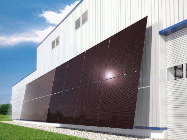 ProSol TF, nuovo modulo fotovoltaico per l'involucro edilizio