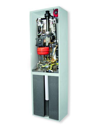 A SOLAR, generatore di calore termosolare da incasso