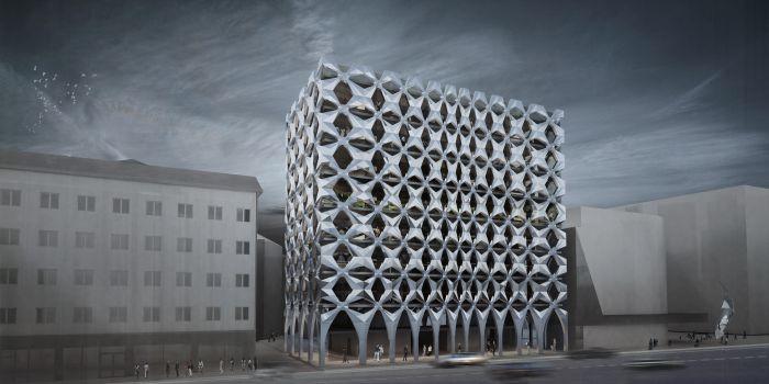 Nuovo Palazzo Provincia di Bolzano 1