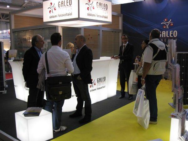 Galeo Energy presenta i moduli Vikram Solar all'Energy Med di Napoli