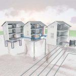 Sistema geotermico RAUGEO
