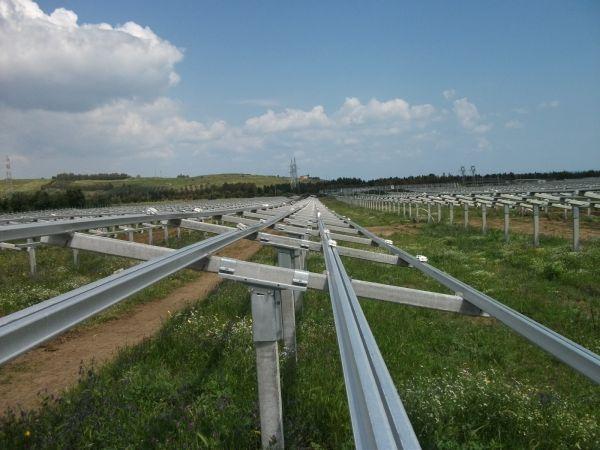 STRUKTURE  realizza il campo fotovoltaico da 4MW in provincia di Catanzaro