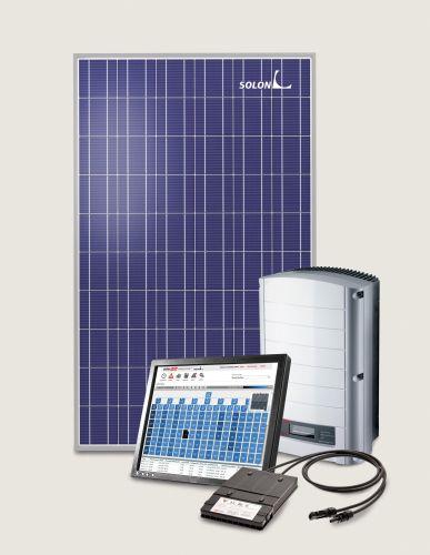 SOLON SOLraise: il sistema perfetto per tetti parzialmente ombreggiati