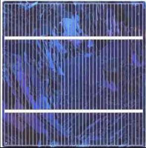 Moduli fotovoltaici al silicio monocristallino