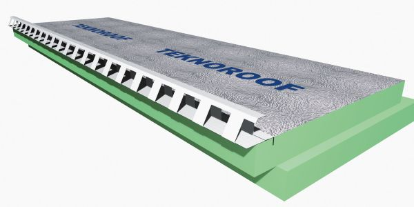 TEKNOROOF: isolamento termico, microventilazione e impermeabilizzazione totale