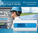 Blue'Log-X Series di Meteocontrol: l'innovativo concept per il monitoraggio FV 18