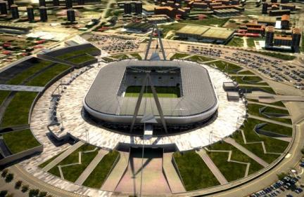 Nuovo stadio della Juventus 1