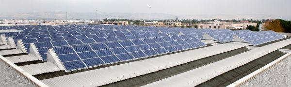 Renergies Italia: nuovo impianto fotovoltaico per la sede di Corridonia