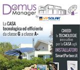 E-book in omaggio: Domus Manager by VP Solar 18
