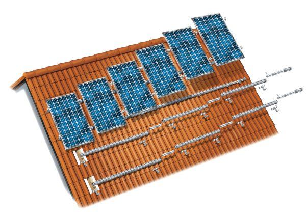 """Würth """"easy click"""": la soluzione rapida e semplice per il fissaggio dei pannelli fotovoltaici"""