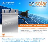 AS Solar ti premia: un iPAD in regalo acquistando i microinverter Enphase 4