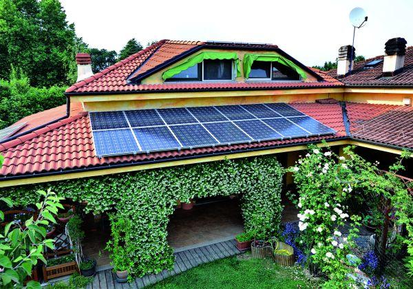 Componenti per impianti fotovoltaici EUTHENIA