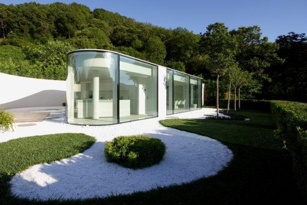 Controllo solare in trasparenza grazie al vetro basso emissivo Planibel Light