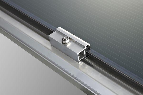 AroundYou, sistema di fissaggio per moduli fotovoltaici