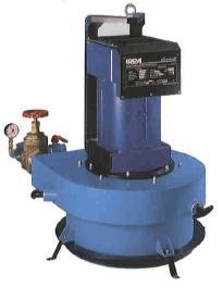 Gruppo turbina-generatore tipo PELTON