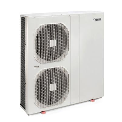 Pacchetto efficienza energetica REHAU, meno energia e più comfort