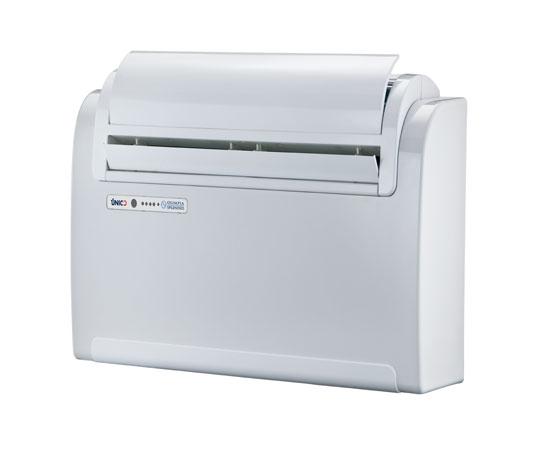 UNICO Inverter, climatizzatore senza unità esterna a tecnologia INVERTER DC
