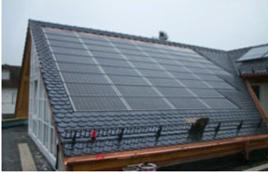 SILVER LINE BIPV INTEGRATION, efficienza e integrazione architettonica