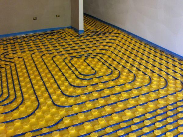 Sistema Radiant Design Zone per la ristrutturazione di un'abitazione in classe A+