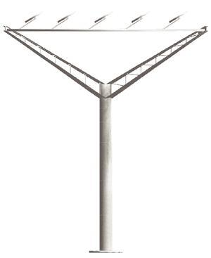Albero Fotovoltaico