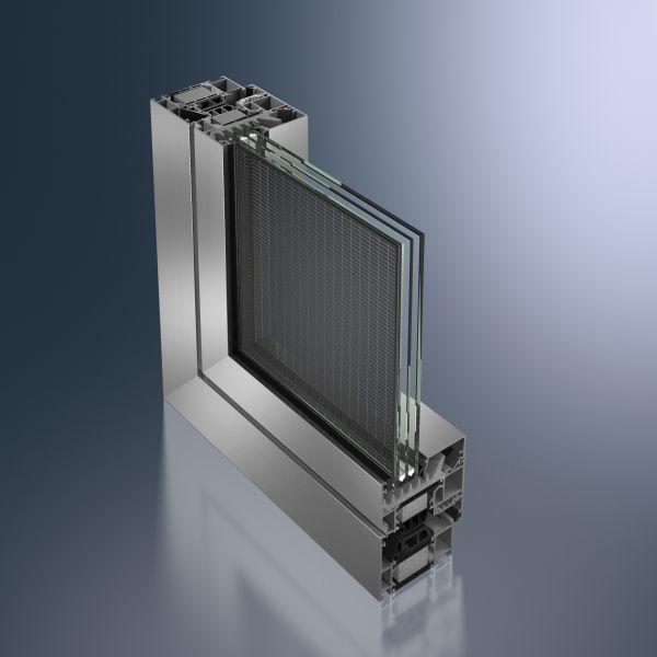 La finestra fotovoltaica di Schüco