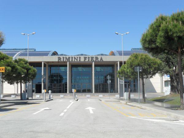 Nuovo tetto per la Fiera di Rimini by Riverclack®
