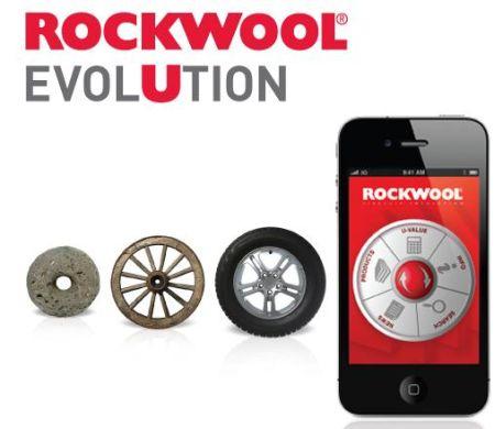 Nuova App Rockwool
