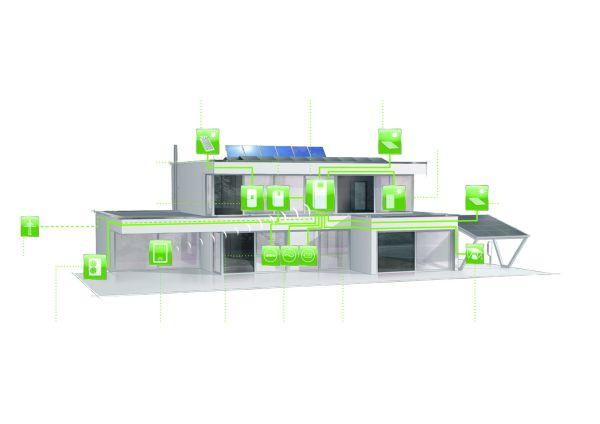 Energy3: gli edifici risparmiano, producono e accumulano energia