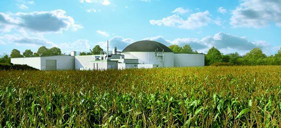 L'azienda Microbenergy del Gruppo Viessmann presenta una nuova tecnologia per la produzione di metano