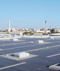 Nuovo tetto fotovoltaico per la fiera del Levante