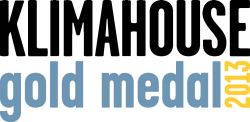 Klimahouse Gold Medal Award