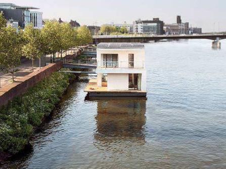 IBC SOLAR collabora alla realizzazione della Casa galleggiante AUT-ARK
