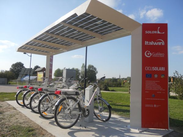 Il bike sharing elettrico a Padova è da oggi una realtà