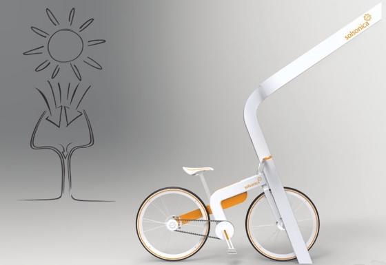 Eco Bike Design - 1° Premio: Jimena Martinez