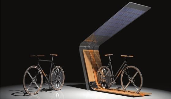 Eco Bike Design - 2° Premio: Enrico Oggero e Livio Novara