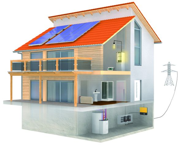 SUNtwin: Solare Termico e Fotovoltaico su un unico tetto