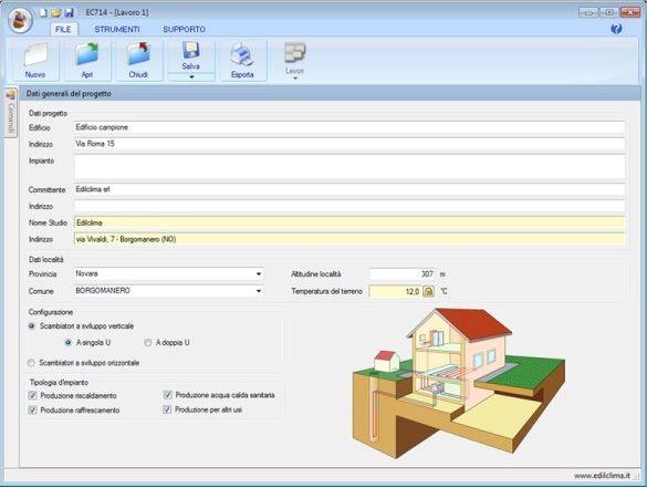 Fonti rinnovabili: software Edilclima per una progettazione sostenibile