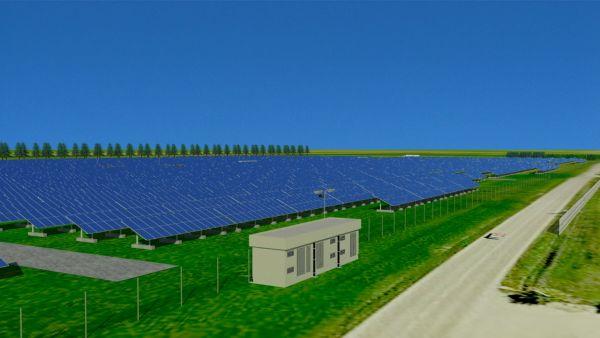 OneGiga, il parco solare più grande del mondo