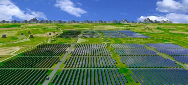 OneGiga il parco solare più grande del mondo